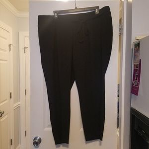 Loft Plus Black Pants